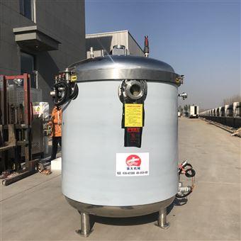 QD-1200蒸汽盘管加热粽子高压蒸煮锅