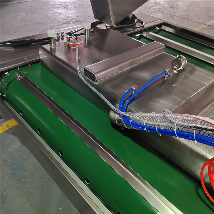 清水藕片真空封口机倾斜滚动式真空包装机