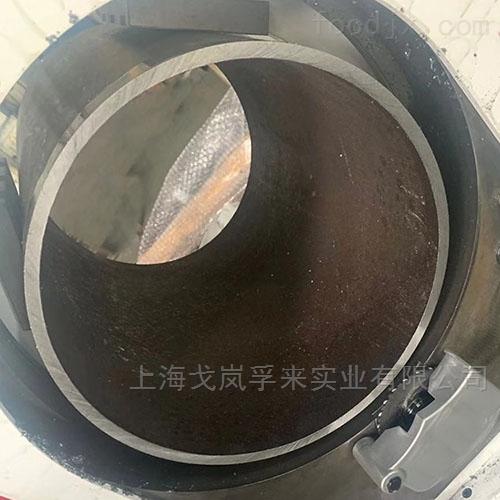 半导体食品级不锈钢大管道自动切割机