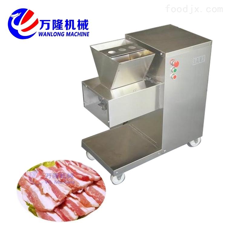 中型立式切肉機
