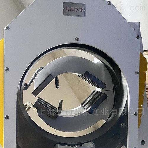 电子芯片晶圆制造厂不锈钢管道电动切管机