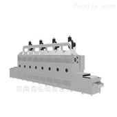 XH-30KW果脯干燥设备 隧道式微波杀菌设备