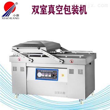 DZ-600/2S鱼制品双室真空包装机