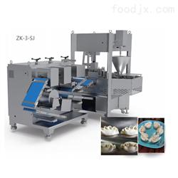 大型全自动波纹饺子机