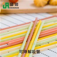 EXT100可食用韩国大米吸管生产设备
