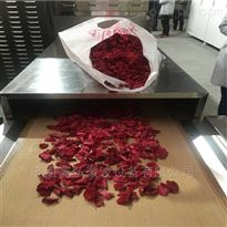 XH-30KW玫瑰花微波杀青干燥设备 质优价廉
