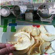 HL-1200梨子脆片真空压差干燥机