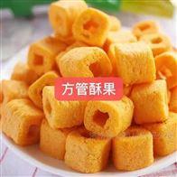 TSE65膨化食品夹心米饼生产线