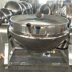 RC500L商用可倾式立式夹层锅中药熬煮专用锅