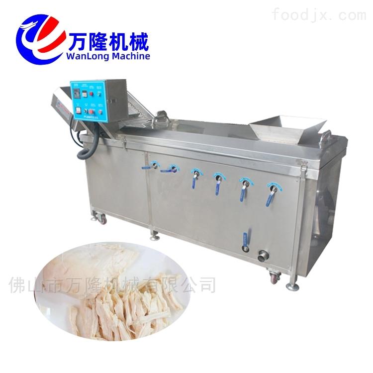 机械厂食品漂烫机山野菜杀青机耐磨性强