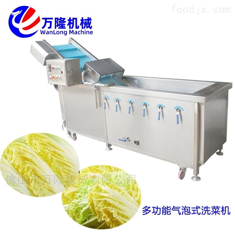 电动快捷油麦菜清洗机