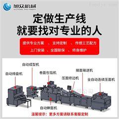 7200型包子馒头生产线全自动包子流水线旭众工厂