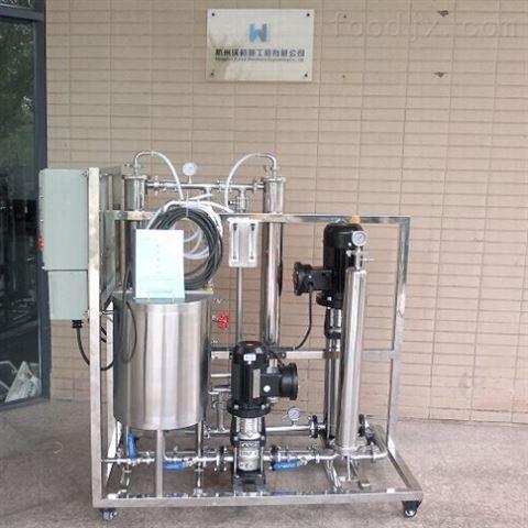 微滤膜过滤机-葡萄酒、果酒、保健酒、米酒过滤澄清设备
