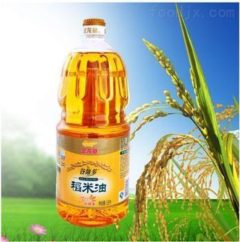 稻米油灌装
