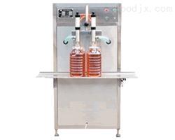 半自动花生油灌装机(标准型)