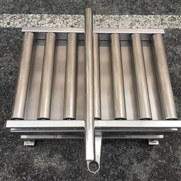 温州50kg带报警滚筒秤 60KG检重滚轮电子称