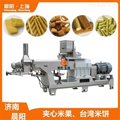 CY65膨化机中国台湾米饼食品设备  倍利客米饼加工机械