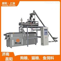 CY75膨化机膨化狗粮食品设备   狗粮生产线