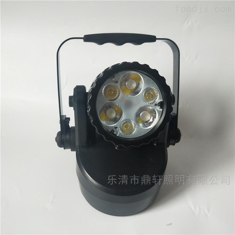 轻便式多功能强光灯 12W防爆强光检修手提灯