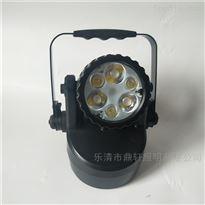 JIW5282轻便式多功能强光灯 12W防爆强光检修手提灯