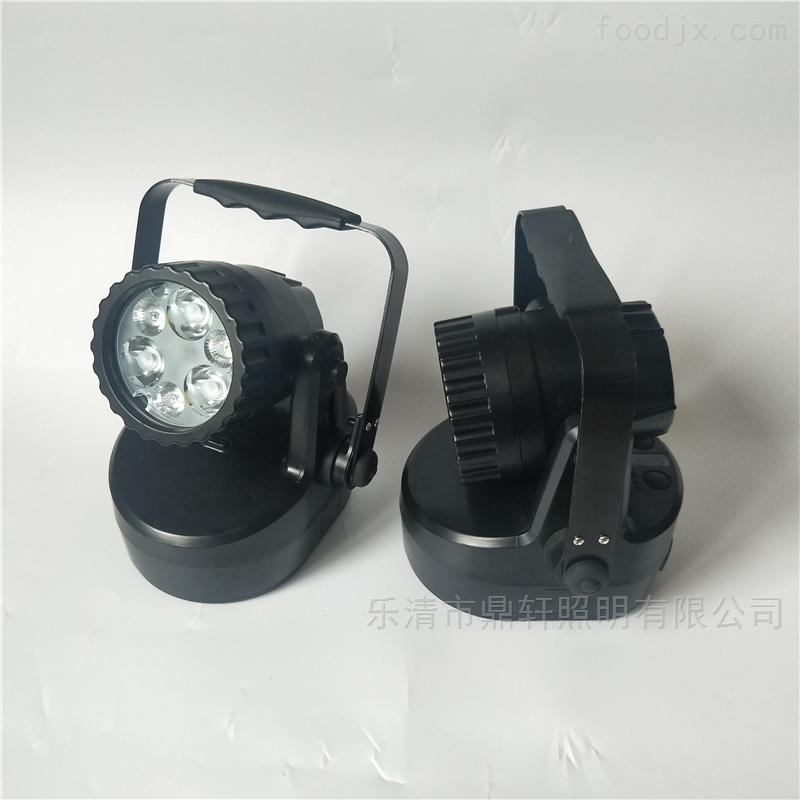 12W轻便式强光灯磁吸式应急装卸灯LED光源
