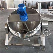 RC500L全自动带搅拌可倾式夹层锅