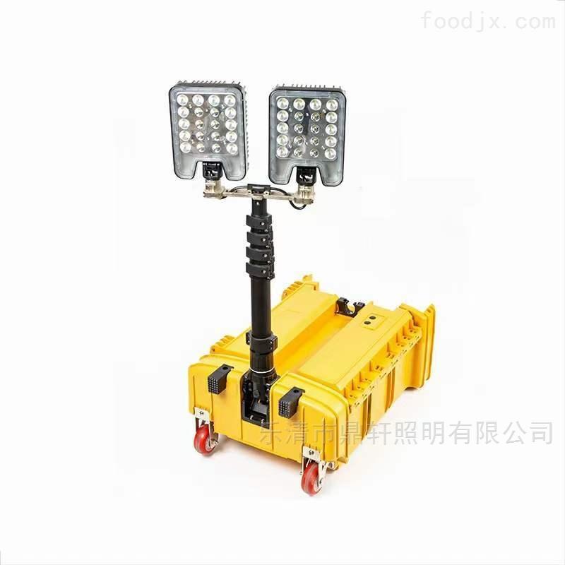 移动照明系统充电应急工作灯RFID出入库管理