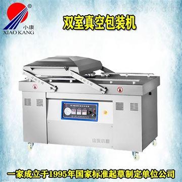 DZ-600/2S坛子酱菜双室真空包装机