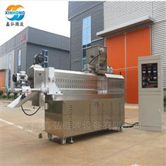 XH-70型油炸食品加工设备 蔬菜卷膨化机生产线