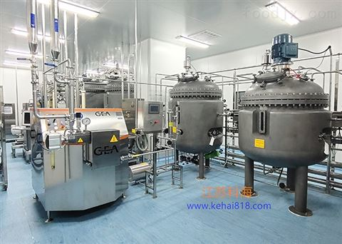 均质配液系统