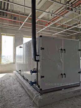 松幸三集一体泳池除湿热泵机组加热节能设计