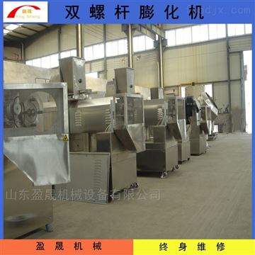 YS70-II玉米饲料膨化机