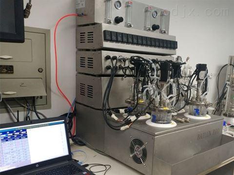 多通道微型生物反应器