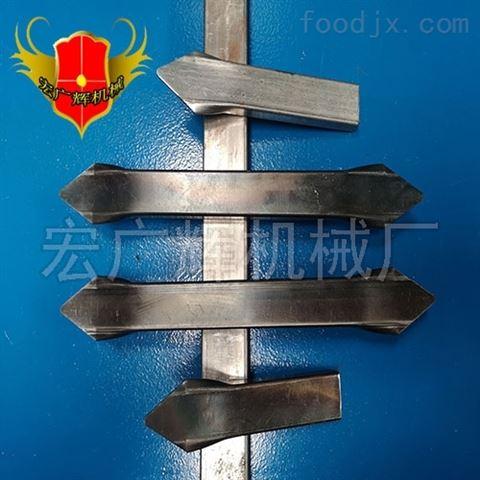 25方管压抢尖方管角钢槽钢切断机铁管冲孔机