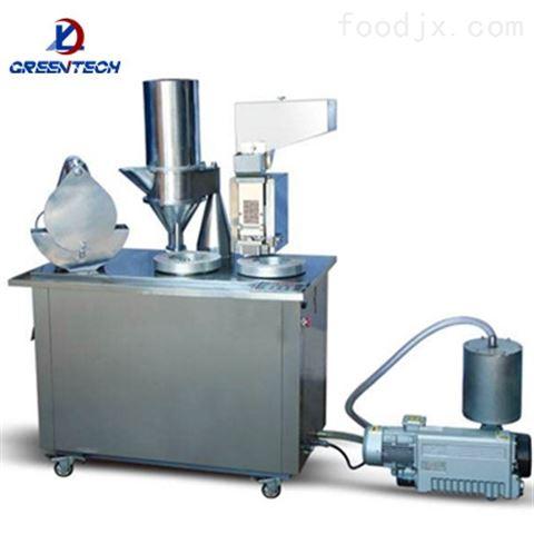 DTJ-V型半自动胶囊填充机