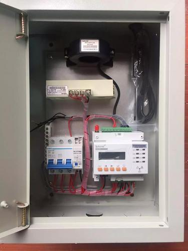 安科瑞智慧用电云平台为您打造安全校园