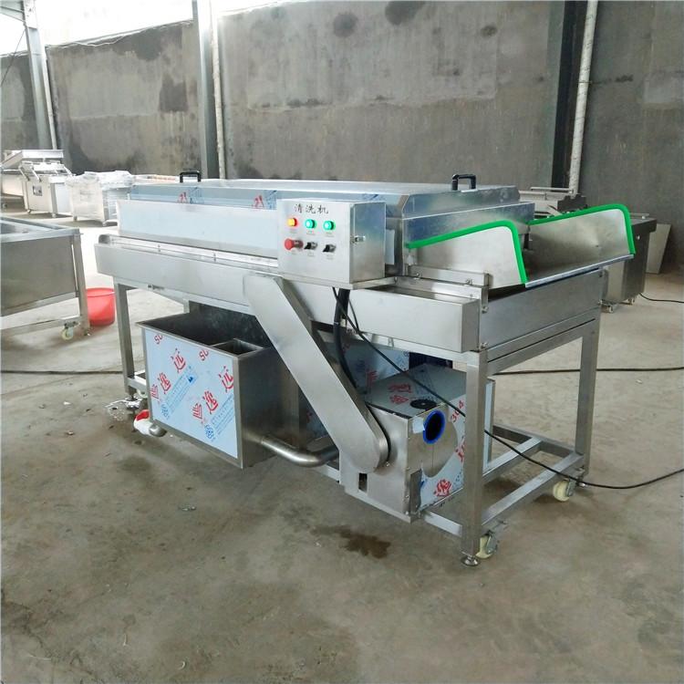 西安莲藕连续式毛辊清洗机报价