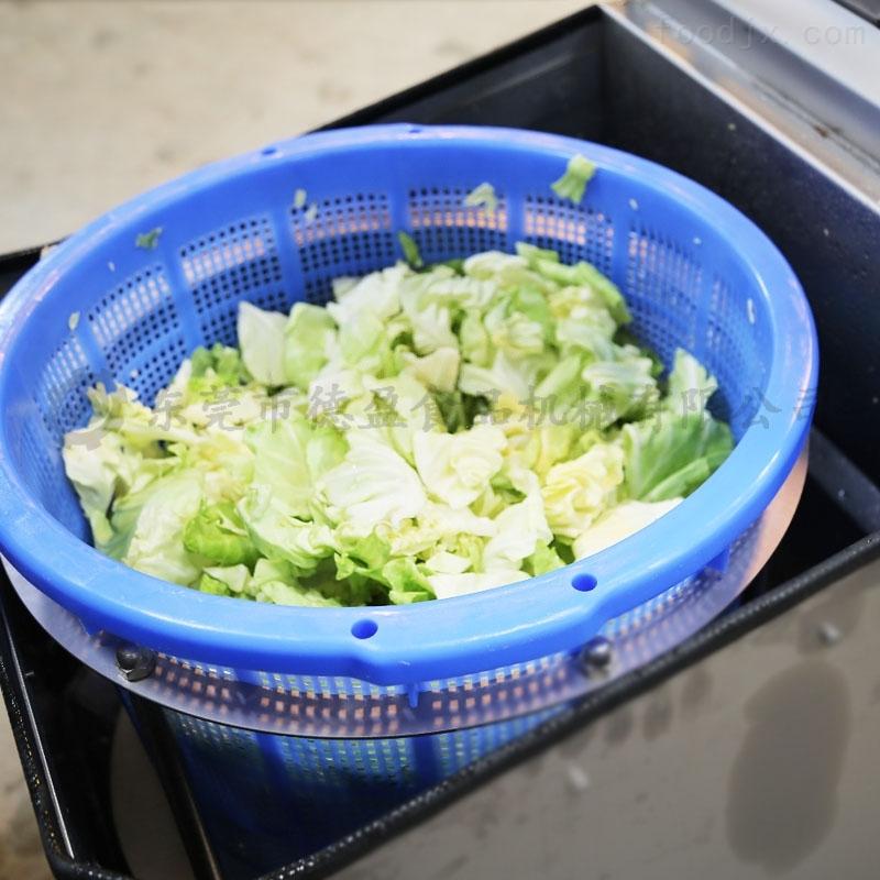 蔬菜脱水效果