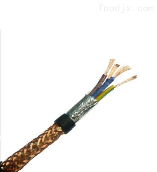 乐陵市阻燃计算机电缆ZR-DJYVP-1*3*1.5