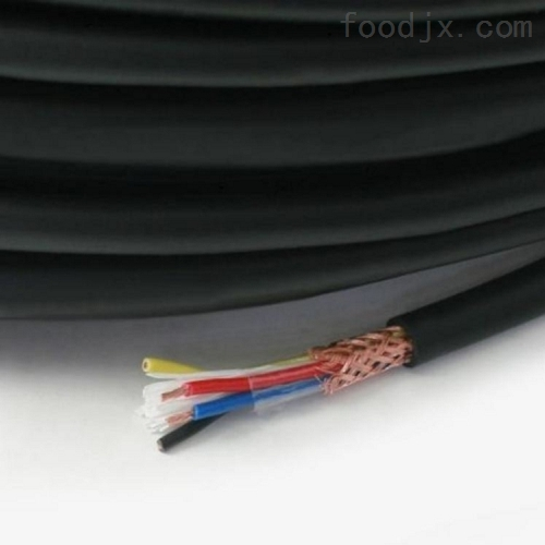 伊宁市耐高温防腐耐油电缆KFVP-4*1.5