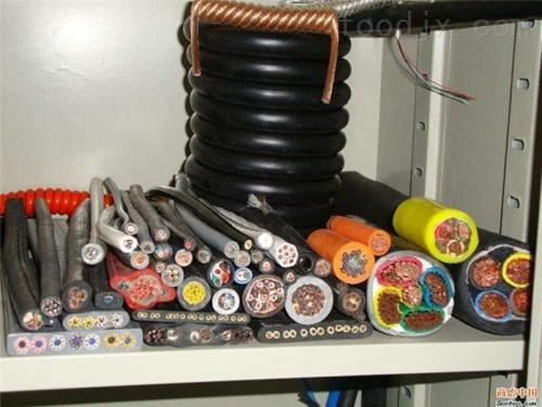 开化县耐高温控制电缆ZR-KFFRP-5*1.5