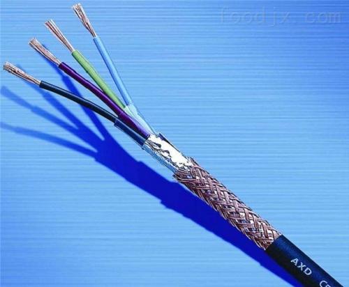 绥中县耐高温控制电缆ZR-KYJVRP-3*1.5