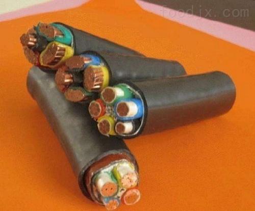 玉州区防腐硅橡胶电缆YGCR-1*3*1.5