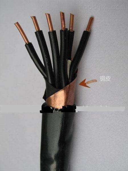 嘉义县高温扁平电缆YVFB-5*2.5