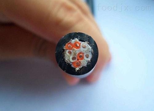 平阴县移动扁平电缆YVFB-5*2.5