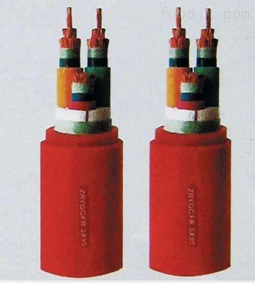 新和县耐寒扁平电缆ZR-YFFB-2G-4*6