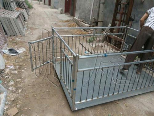 2吨畜牧秤,称猪2吨电子秤多少钱