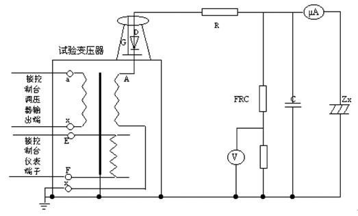 LYYD-300KV便携式高压试验变压器