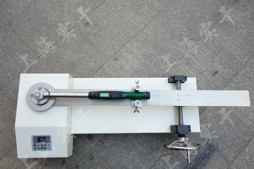 SGNJD型扭矩扳手检定仪