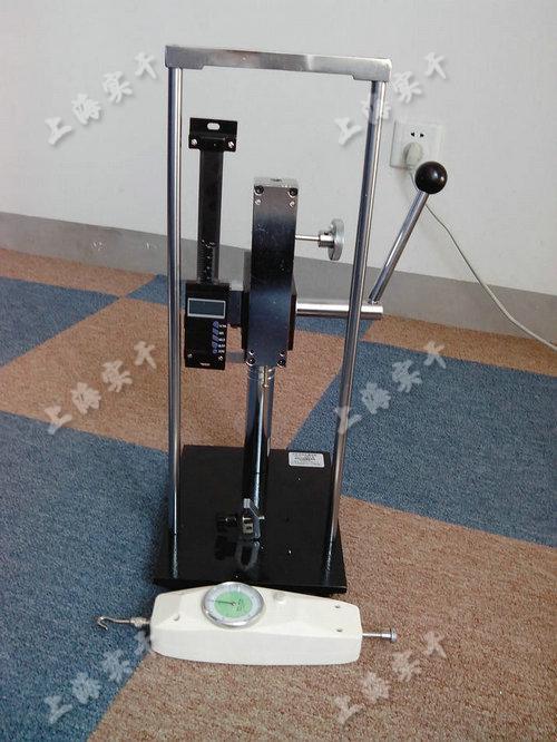 手压式测试架